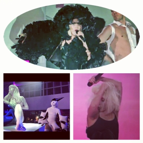 Amazing Art Rave by Lady Gaga!