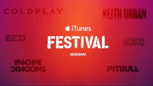 The iTunes Festival comes to SXSW Festival
