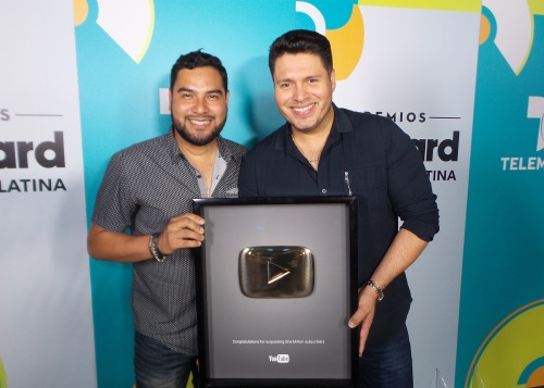 Banda MS_YouTube_Premios Billboard_2