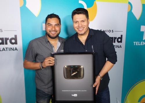 Banda MS_YouTube_Premios Billboard_2