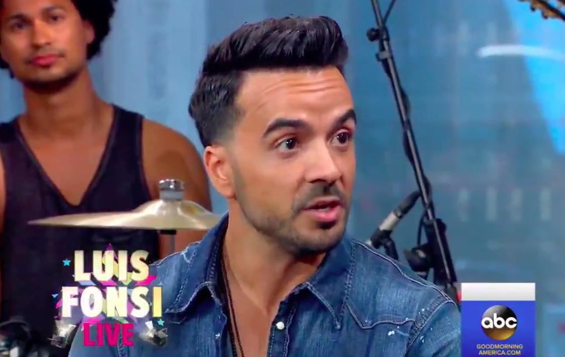 Luis-Fonsi-GMA-Despacito-Video